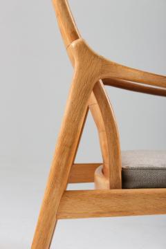 Hans Brattrud Scandinavian Lounge Chair Model 4093 by Hans Brattrud Norway - 1143607