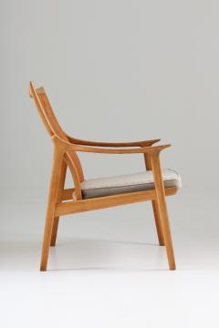 Hans Brattrud Scandinavian Lounge Chair Model 4093 by Hans Brattrud Norway - 1143609
