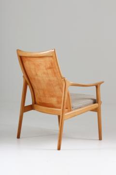 Hans Brattrud Scandinavian Lounge Chair Model 4093 by Hans Brattrud Norway - 1143610