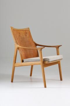 Hans Brattrud Scandinavian Lounge Chair Model 4093 by Hans Brattrud Norway - 1143611