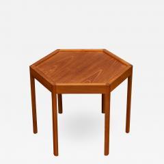 Hans C Andersen Scandinavian Modern Hans C Andersen Side Table for Artek - 1054263