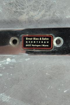 Hans Eichenberger Alpha club table Hans Eichenberger HE 116 70er - 1566555
