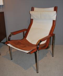 Hans Eichenberger Hans Eichenberger Lounge Chair and Ottoman Switzerland 1960s - 319704