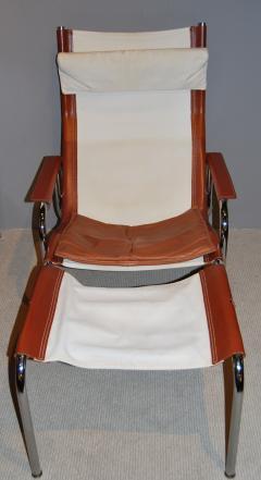 Hans Eichenberger Hans Eichenberger Lounge Chair and Ottoman Switzerland 1960s - 319705