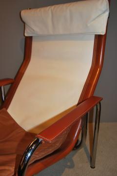 Hans Eichenberger Hans Eichenberger Lounge Chair and Ottoman Switzerland 1960s - 319706