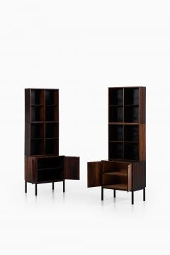 Hans Hove Palle Petersen Storage Units Bookcases Produced by Christian Linneberg - 1884717