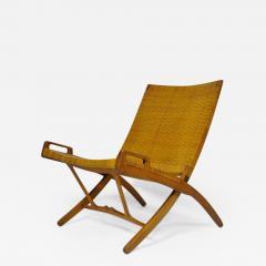Hans J Wegner Hans Wegner Folding Chair   385838
