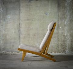 Hans J Wegner Hans Wegner Lounge Chairs Model GE 375 - 386572
