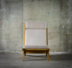 Hans J Wegner Hans Wegner Lounge Chairs Model GE 375 - 386574