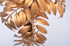 Hans K gl Vintage Golden Palm Tree Floor Lamp by Hans K gl circa 1970 - 1017587