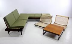 Hans Olsen Danish Modern Modular Seating Group Designed by Hans Olsen - 325883