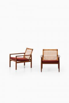 Hans Olsen Easy Chairs Model 519 Produced by Juul Kristensen - 1886622