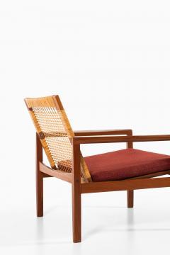 Hans Olsen Easy Chairs Model 519 Produced by Juul Kristensen - 1886629