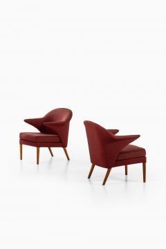 Hans Olsen Easy Chairs Produced in Denmark - 1906500