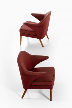 Hans Olsen Easy Chairs Produced in Denmark - 1906504