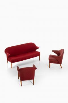 Hans Olsen Easy Chairs Produced in Denmark - 1906506