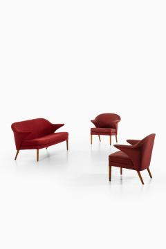 Hans Olsen Easy Chairs Produced in Denmark - 1906510