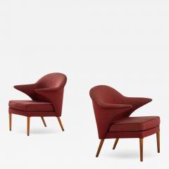 Hans Olsen Easy Chairs Produced in Denmark - 1908007