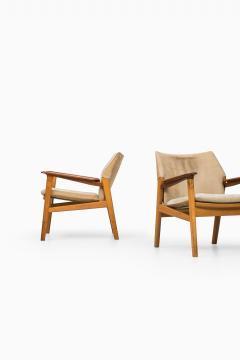 Hans Olsen Hans Olsen Easy Chairs Model 9015 Produced by G rsn s in Sweden - 1780210