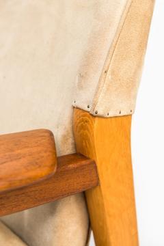 Hans Olsen Hans Olsen Easy Chairs Model 9015 Produced by G rsn s in Sweden - 1780214