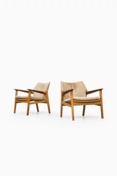 Hans Olsen Hans Olsen Easy Chairs Model 9015 Produced by G rsn s in Sweden - 1780216