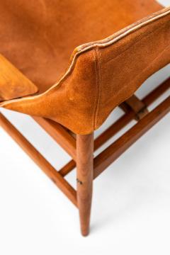 Hans Olsen Hans Olsen Easy Chairs Produced by Viska M bler in Kinna Sweden - 1783906