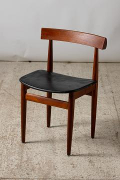 Hans Olsen Hans Olsen Frem R jle editor table and four chairs Denmark 1950 - 1852009