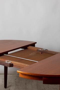 Hans Olsen Hans Olsen Frem R jle editor table and four chairs Denmark 1950 - 1852010
