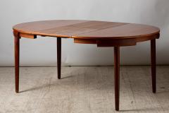 Hans Olsen Hans Olsen Frem R jle editor table and four chairs Denmark 1950 - 1852012