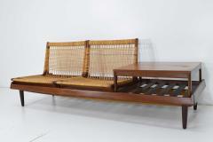 Hans Olsen Modular TV Bench Model 161 Designed by Hans Olsen for Bramin Denmark 1957 - 1124828