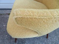 Hans Olsen Pair of Danish Modern Hans Olsen Style Teak Lounge Chair - 1646120