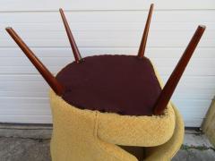 Hans Olsen Pair of Danish Modern Hans Olsen Style Teak Lounge Chair - 1646124