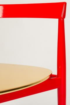 Hans Olsen Pair of Golden Hans Olsen Chairs - 1720082
