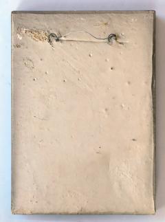 Hans Richter Fun Set of 3 Hans Richter 1961 Artcraft Plaster Negative Relief Sports Plaques - 1839593