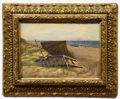 Hans Schleich On the Beach - 1230068