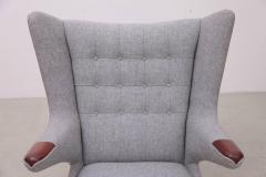 Hans Wegner 1 of 2 Hans Wegner AP19 Papa Bear Chair for A P Stolen - 1033852
