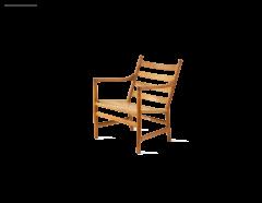 Hans Wegner 4 Armchairs by Hans Wegner - 2091005