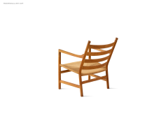 Hans Wegner 4 Armchairs by Hans Wegner - 2091007