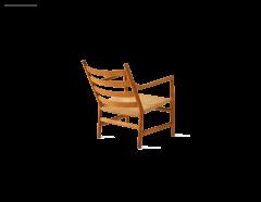Hans Wegner 4 Armchairs by Hans Wegner - 2091008
