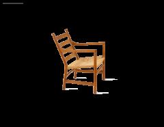 Hans Wegner 4 Armchairs by Hans Wegner - 2091009