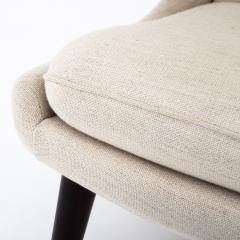 Hans Wegner AP 19 Papa Bear chair in wool - 899573