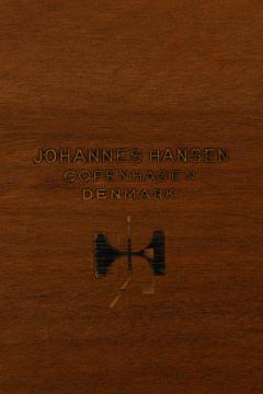 Hans Wegner Dining Table Model JH 570 Produced by Cabinetmaker Johannes Hansen - 1890587
