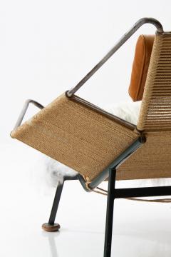 Hans Wegner Early Flag Halyard Chair GE225 by Hans Wegner for GETAMA Denmark 1950s - 1053915
