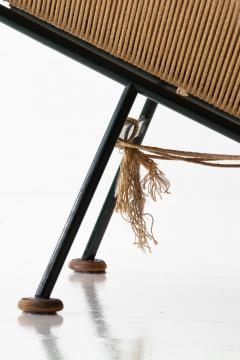 Hans Wegner Early Flag Halyard Chair GE225 by Hans Wegner for GETAMA Denmark 1950s - 1053918
