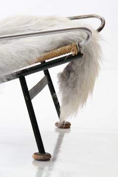 Hans Wegner Early Flag Halyard Chair GE225 by Hans Wegner for GETAMA Denmark 1950s - 1053919