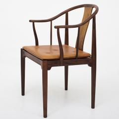 Delightful Hans Wegner FH 4283 China Chair In Rosewood   281553