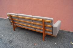 Hans Wegner GE 236 Three Seat Sofa by Hans Wegner for GETAMA - 1734790