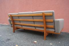 Hans Wegner GE 236 Three Seat Sofa by Hans Wegner for GETAMA - 1734794
