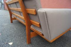 Hans Wegner GE 236 Three Seat Sofa by Hans Wegner for GETAMA - 1734795