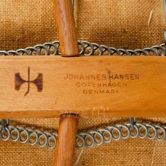 Hans Wegner HANS J WEGNER MINIMAL SETTEE - 1444360